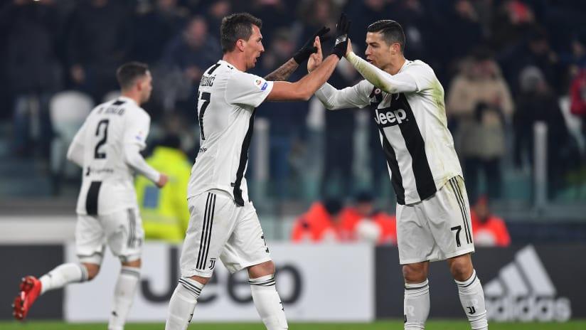 Serie A   Matchweek 17   Juventus - Roma