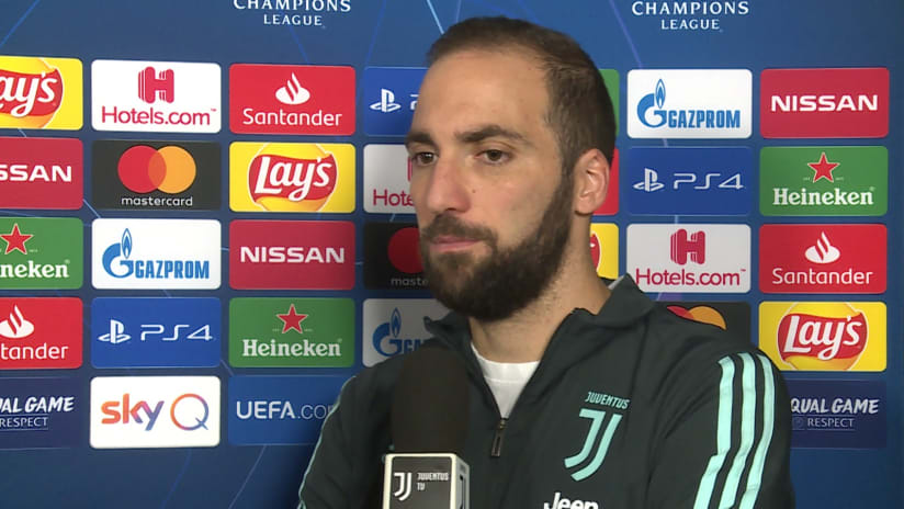 Juventus - Atletico Madrid | Higuain: «Atletico is a team that never gives up»