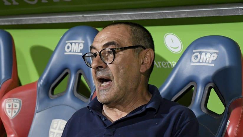 Cagliari - Juventus | Il commento di Sarri