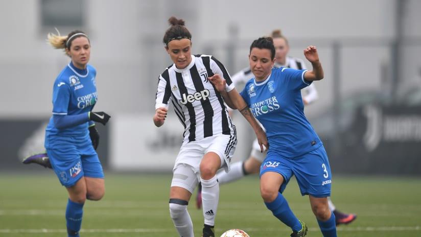 Women | Serie A - Matchweek 14 | Juventus - Empoli Ladies