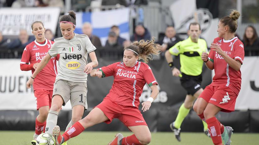 Women | Serie A - Matchweek 7 | Juventus - Pink Bari