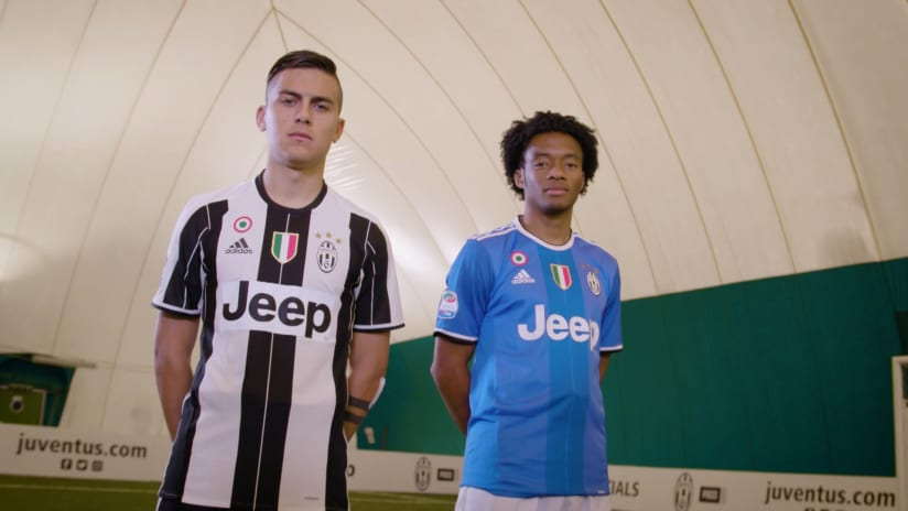 ESSENTIALS 3: Ball Control | Dybala, Cuadrado and J|Academy USA!