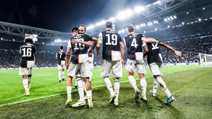 Pitchside view | Matchweek 3 | Juventus - Lokomotiv Mosca