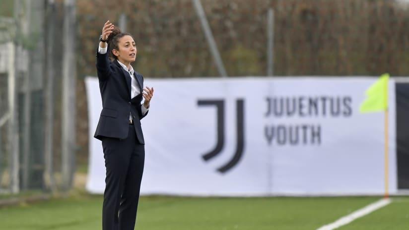 Women U19 | Piccini alla vigilia di Juventus - Florentia