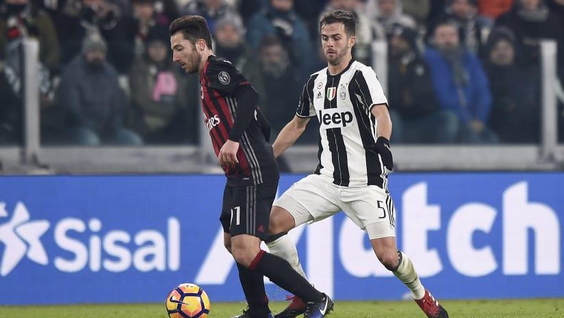 Key players | Juventus - Milan, the magic of Pjanic