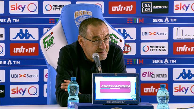 Press conference | Post Brescia - Juventus