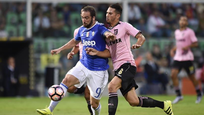 Classic Match Serie A | Palermo - Juventus 0-1 16/17