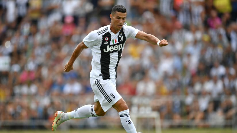 Il Debutto di Cristiano Ronaldo!