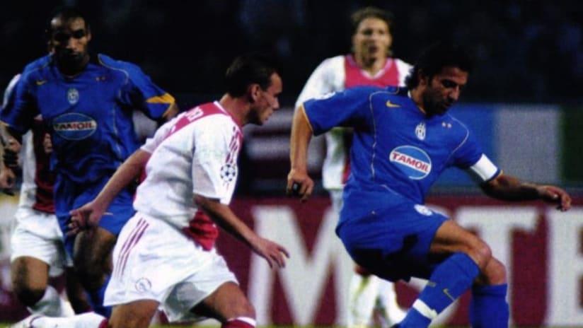 Classic match UCL | Ajax - Juventus 0-1 04/05