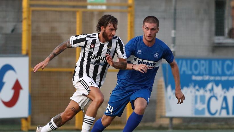 U23 | Coppa Italia - Primo Turno | Pro Sesto - Juventus