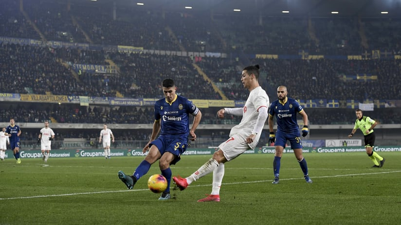 Serie A | Matchweek 23 | Hellas Verona - Juventus