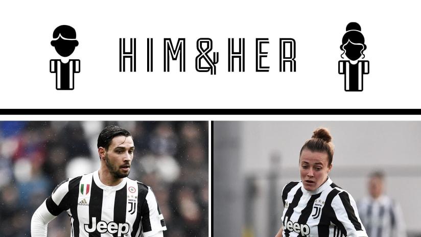 #HimAndHer Ep. 11: Galli interviews De Sciglio!