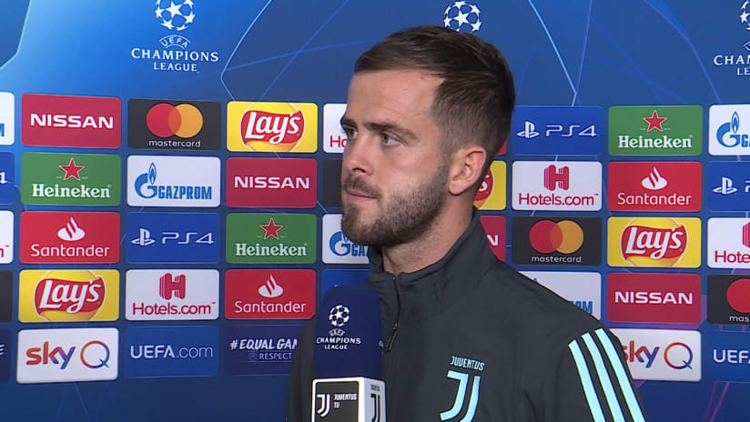 Juventus - Bayer Leverkusen | Pjanic: «I'm confident and I'm good physically»