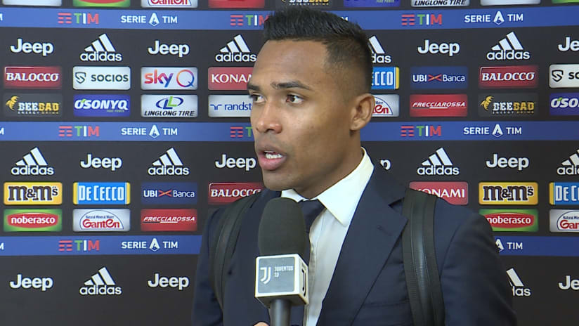 Juventus - Bologna | Alex Sandro: «After the international break it is always a bit more difficult to play»