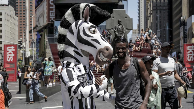 Juventus Invaders | Jay's Day Out in New York