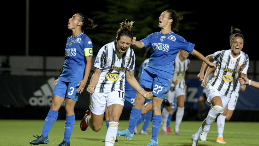 Women | Serie A - Matchweek 2 | Juventus - Empoli Ladies