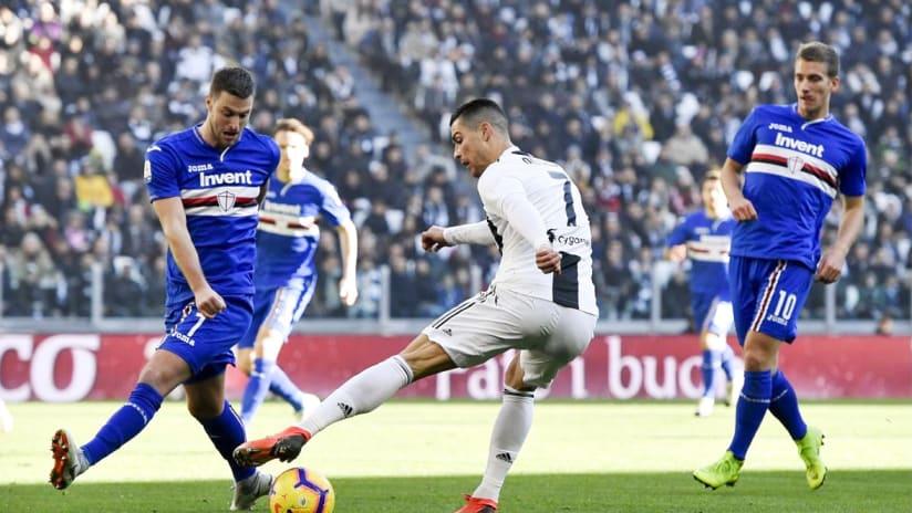 Serie A | Matchweek 19 | Juventus - Sampdoria