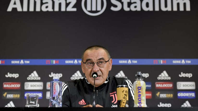 Press conference | The eve of Juventus - Bologna
