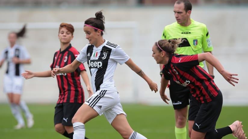 Women | Serie A - Matchweek 6 | Milan - Juventus