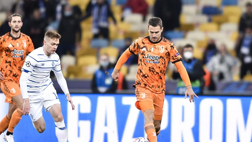 Pitchside view | Matchweek 1 | Dynamo Kyiv - Juventus
