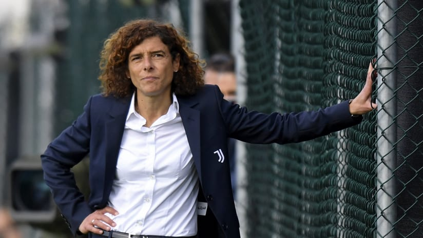 Women | Guarino on the eve of Florentia - Juventus