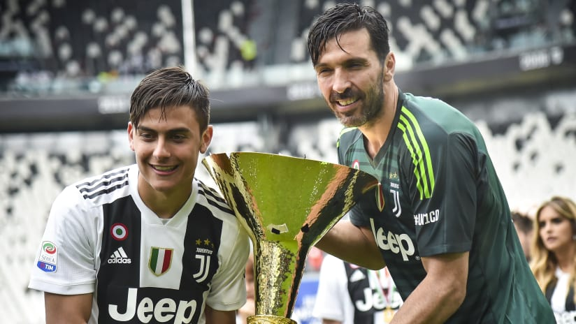 MY7H: the day of the 36th Scudetto