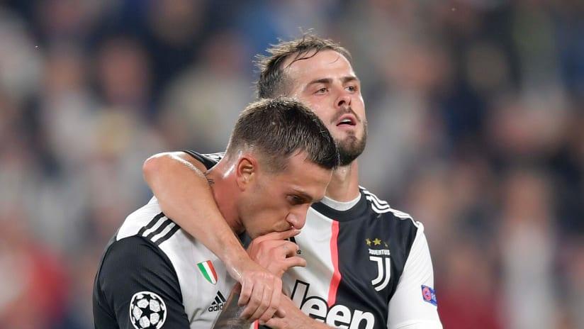 UCL | Matchweek 2 | Juventus - Bayer Leverkusen