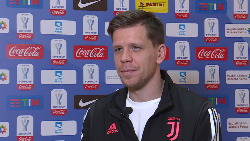 Juventus - Lazio | Szczesny: «We need to dominate the game»