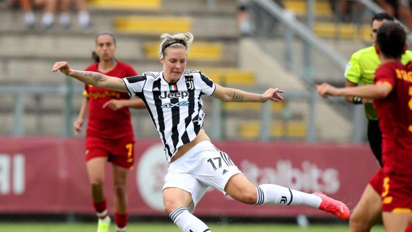 Women | Serie A - Matchweek 5 | Roma - Juventus