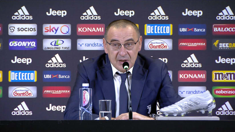 Conferenze stampa | Post Juventus - Sassuolo
