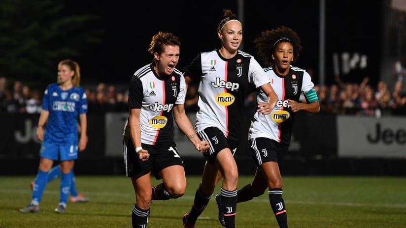 Women | Serie A - Giornata 1 | Juventus - Empoli