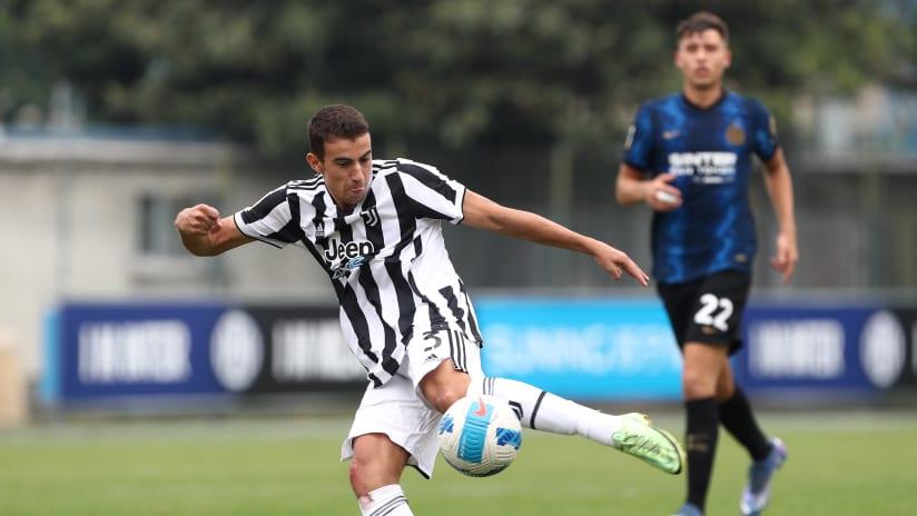 U19 | La duttilità di Riccardo Turicchia
