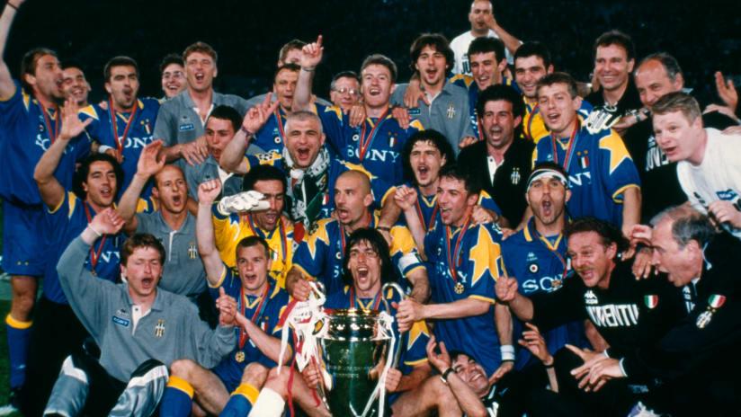 Classic matches UCL | Juventus - Ajax 1995/96