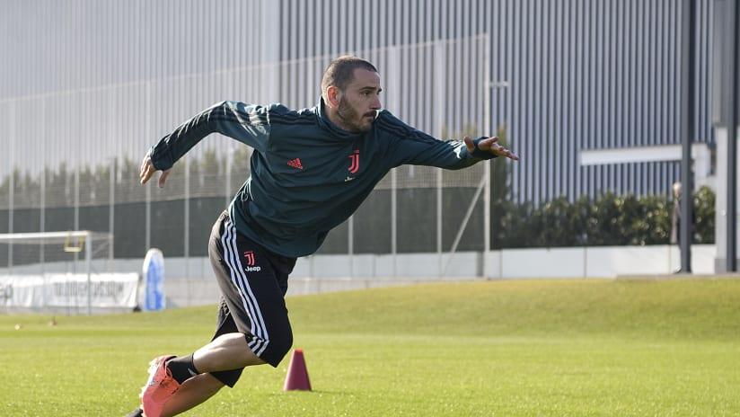Training | Bonucci Cam