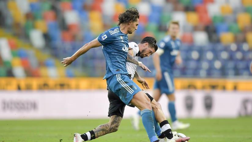 Pitchside view | Matchweek 35 | Udinese - Juventus