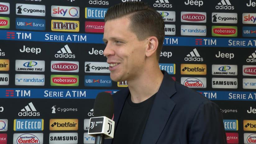 Juventus - Atalanta | Szczesny: «Siamo stati molto bravi»