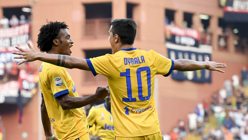 Assist+Gol | Cuadrado - Dybala