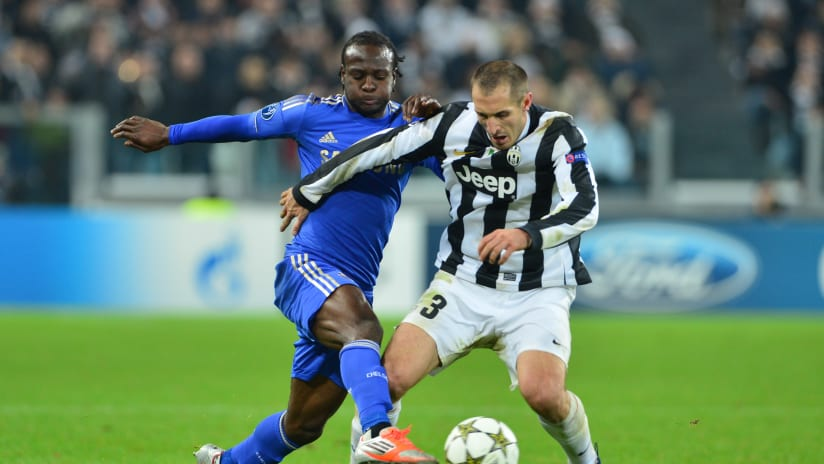 Juventus - Chelsea | The great victory of 2012