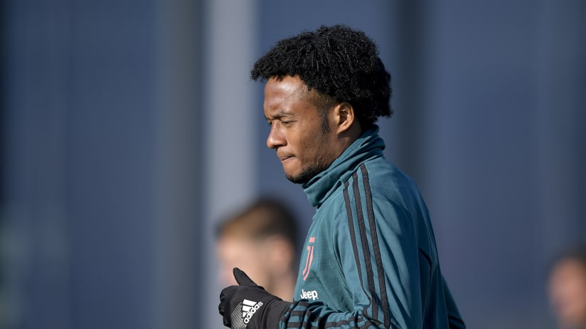 Training | Cuadrado Cam