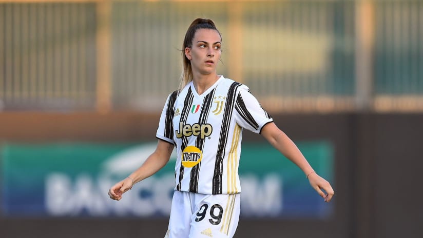 Women | Alice Berti's debut in Serie A
