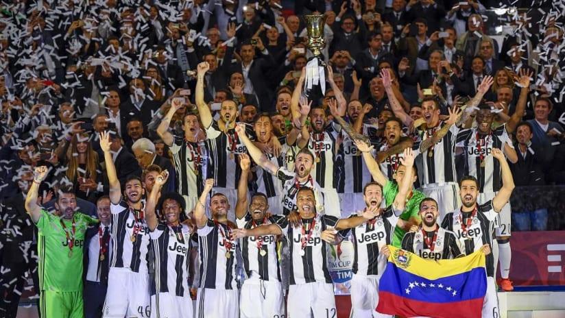 Finale Coppa Italia | Juventus - Lazio 2016/17