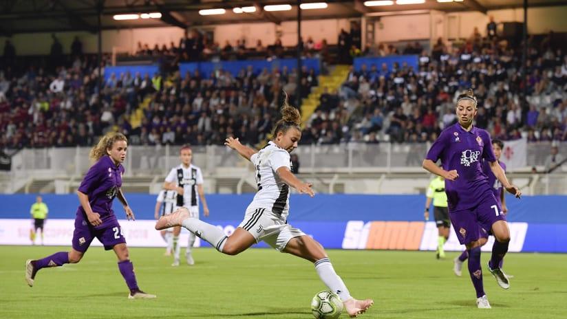 Women | Supercoppa Italiana | Juventus - Fiorentina