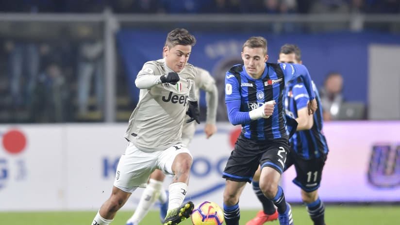 Coppa Italia | Last 8 | Atalanta - Juventus