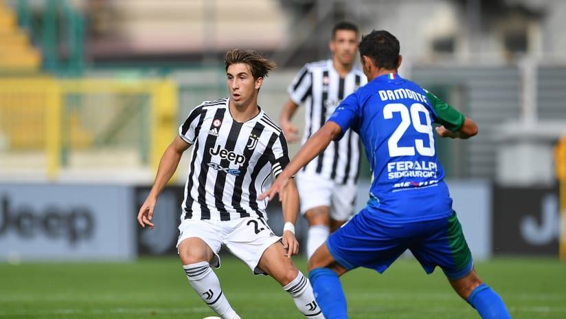 U23 | Coppa Italia - Second Round | Juventus - Feralpisalò