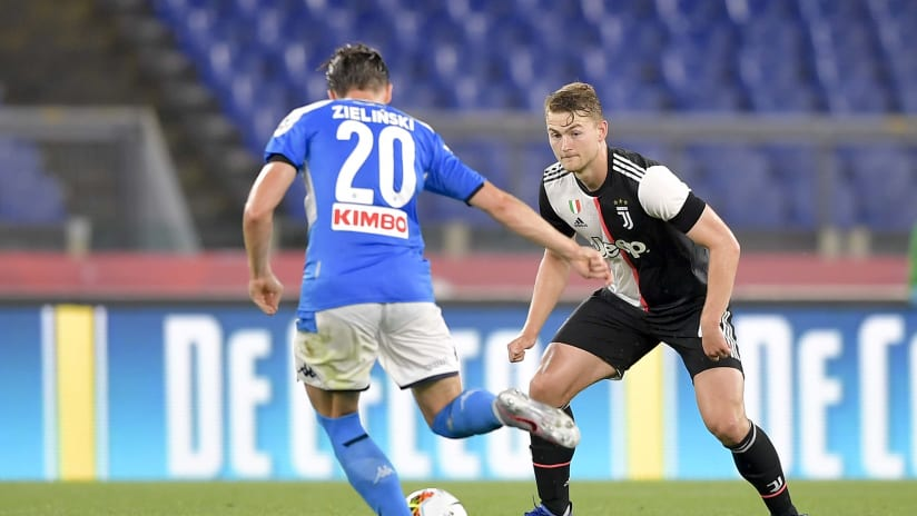Coppa Italia | Finale | Napoli - Juventus