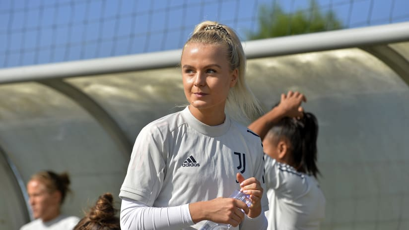 Women | Matilde Lundorf and her first few months at Juve
