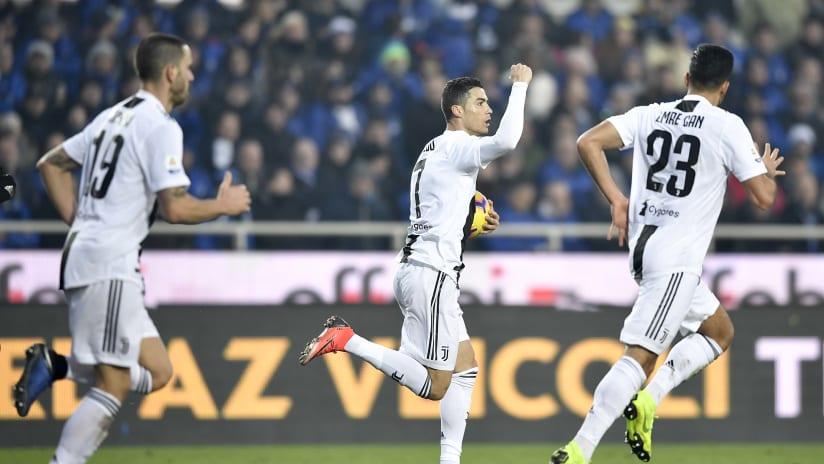 Serie A   Matchweek 18   Atalanta - Juventus