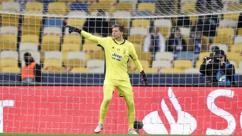 Dynamo Kyiv - Juventus | Szczesny: «Solid match, Morata will score many goals»