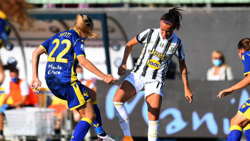 Women | Highlights Serie A | Hellas Verona - Juventus