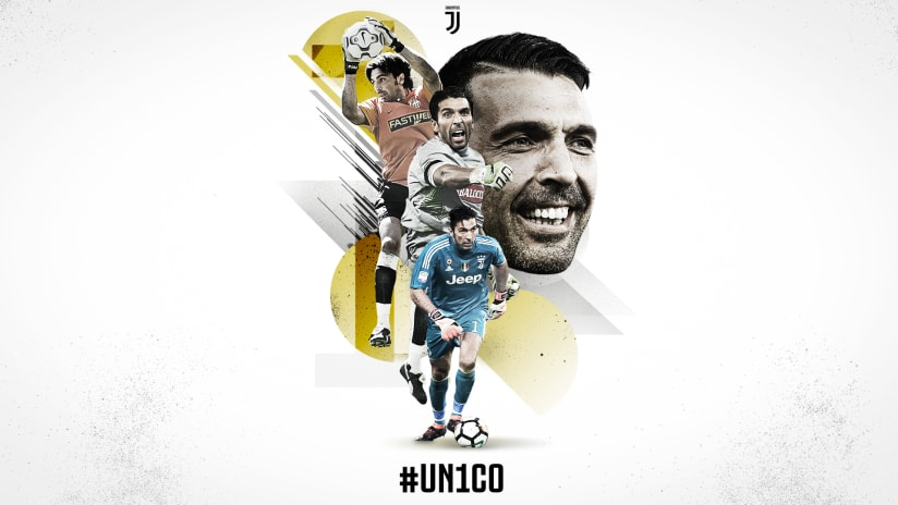 #UN1CO: Thank you for everything, Gianluigi Buffon!